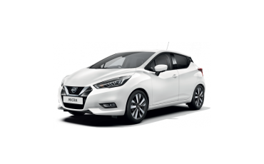 Nissan Micra 2018 automatic